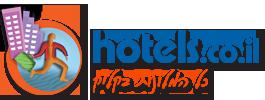 הוטלס - אתר המלונות הגדול בישראל