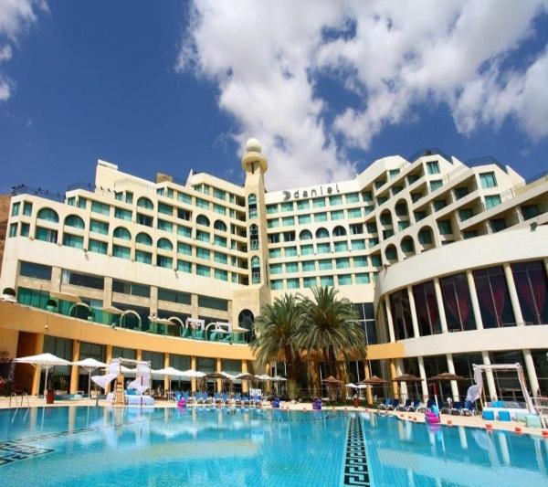 מלון דניאל ים המלח - רשת טמרס