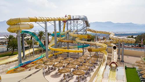 מלון יו ספלאש ריזורט אילת ו פארק המים חדש