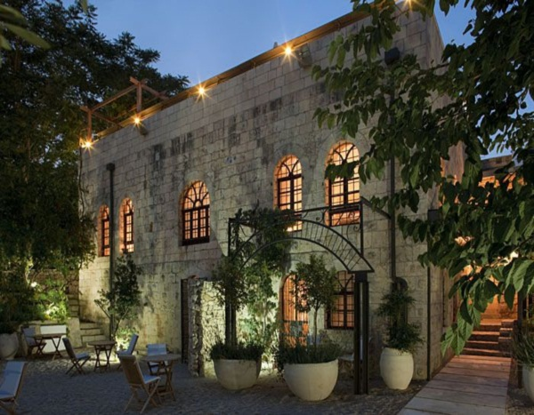 מלון בוטיק אלגרה ירושלים