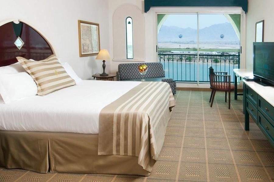 חדר גרנד דלקס -מלון הרודס בוטיק אילת