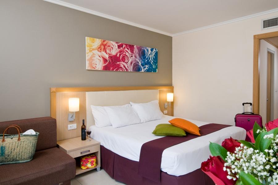 חדר סופריור- מלון לאונרדו רויאל ריזורט אילת