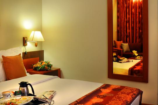 חדר סטנדרט - מלון כפר המכביה