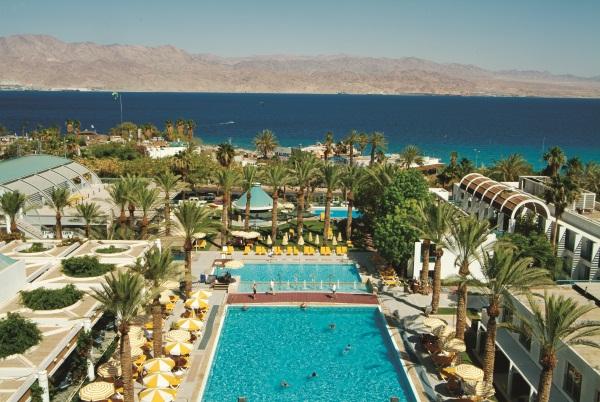 מלון ישרוטל ים סוף אילת