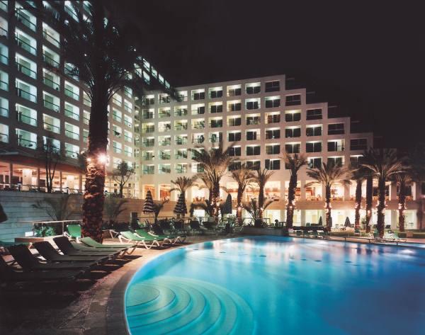 מלון ישרוטל ים המלח