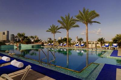 מלון לאונרדו סיטי טאואר תל אביב