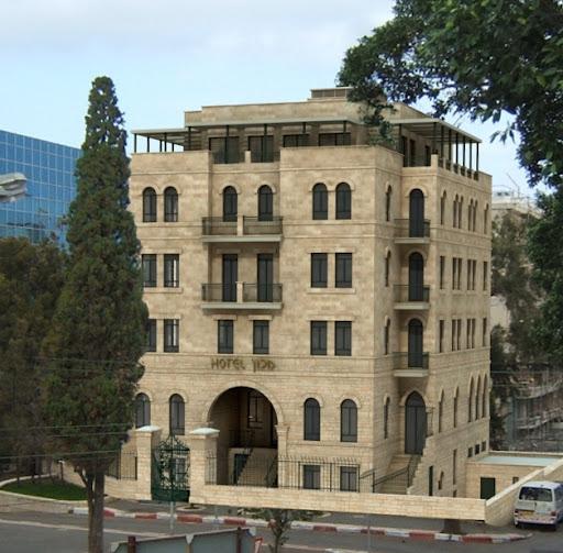 מלון ביי קלאב חיפה רשת מלונות אטלס
