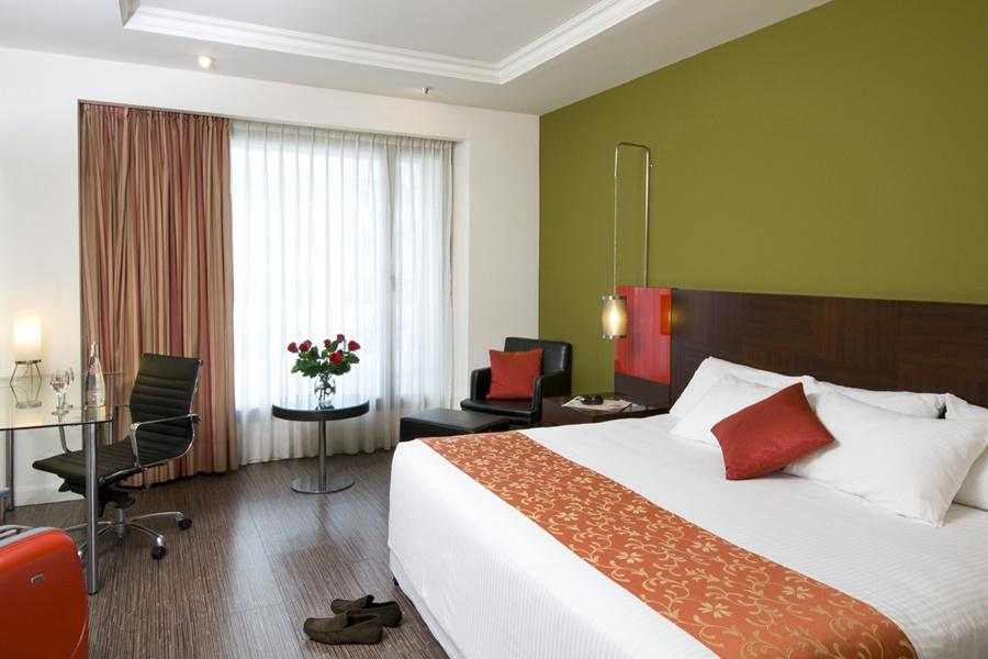 חדר דלקס- מלון לאונרדו סיטי טאואר תל אביב