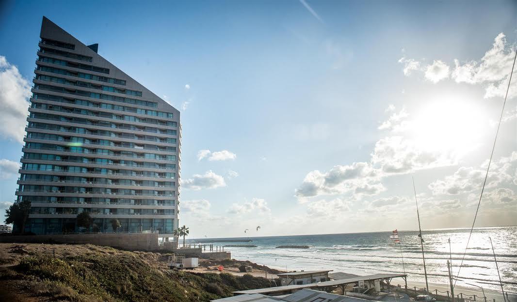 מלון אורכידאה אוקיינוס סוויטות הרצליה