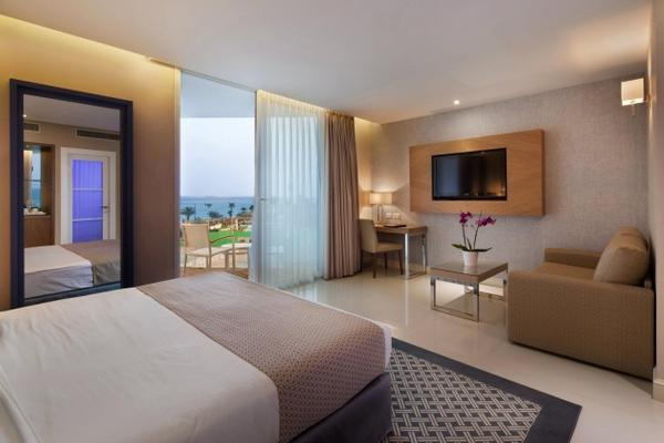 חדר דלקס - מלון אורכידאה הריף אילת