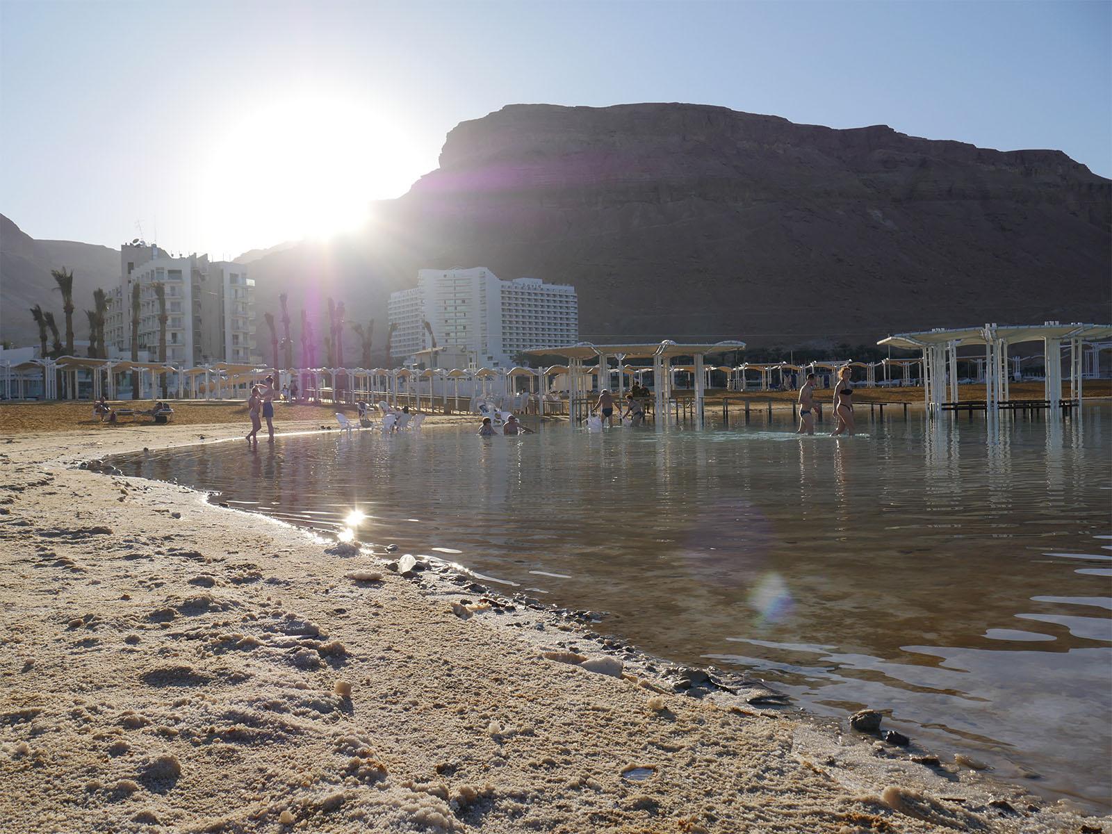הוד המדבר ים המלח