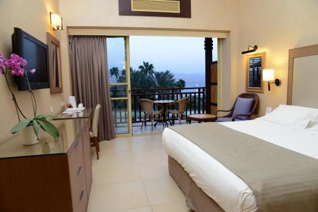 דלאקס שנגרילה עם נוף לים -מלון אורכידאה אילת