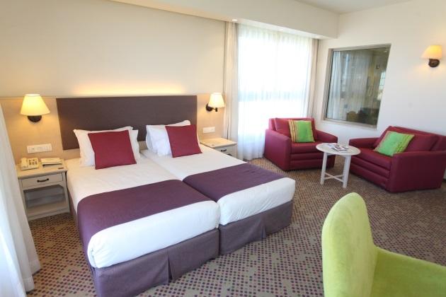 חדר גקוזי- מלון מלון רמת רחל