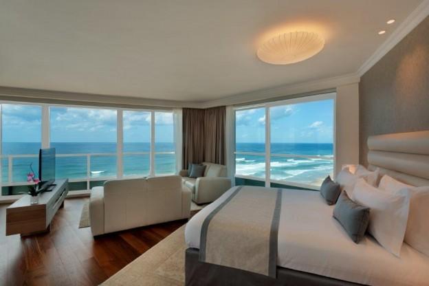 סוויטת אושן - מלון אורכידאה אוקיינוס סוויטות הרצליה