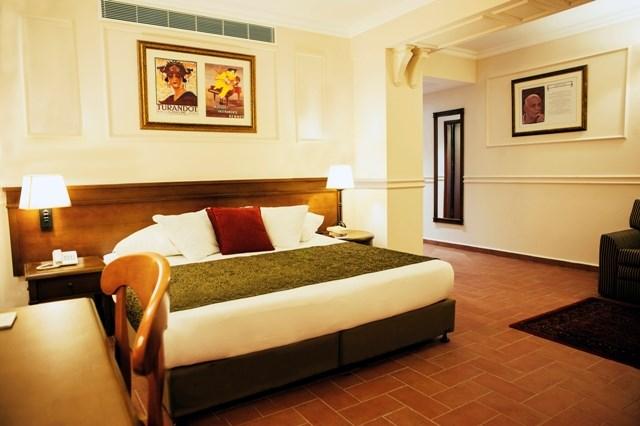 חדר סופיריור-מלון פסטורל כפר בלום
