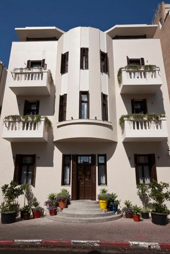 מלון טאונהאוס תל אביב