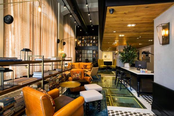 מלון מרקט האוס ביפו-רשת מלונות אטלס