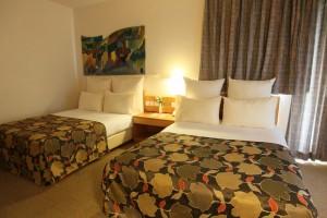 חדר סופיריור- מלון נווה אילן רשת סי הוטל