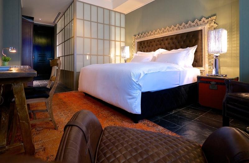 חדר דלקס-מלון עלמה תל אביב