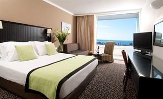 חדר דלקס-מלון קראון פלאזה אילת