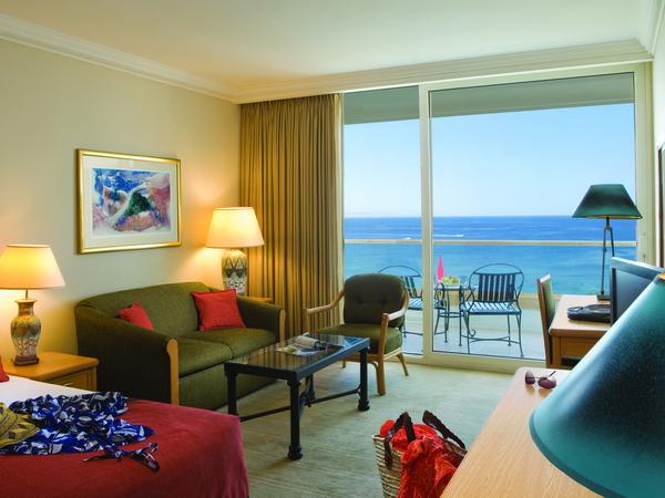חדר בלוויסטה- מלון רויאל ביץ אילת