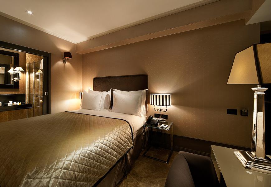 חדר סופריור -מלון בוטיק ברדיצבסקי