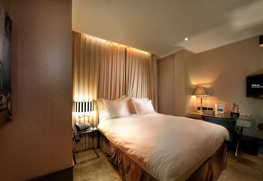 חדר קלאסיק - מלון בוטיק ברדיצבסקי