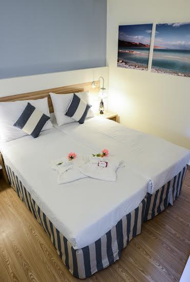 חדר סופריור- מלון צל הרים וילג ים המלח