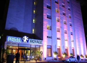 מלון פרימה רויאל ירושלים-רשת פרימה