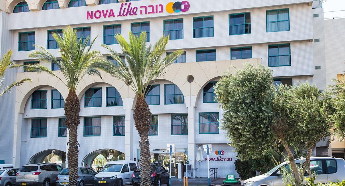 מלון נובה לייק אילת - רשת אטלס
