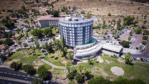מלון חמי טבריה ( מינרל טבריה לשעבר)