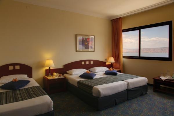 חדר סטנדרט- מלון גולן טבריה