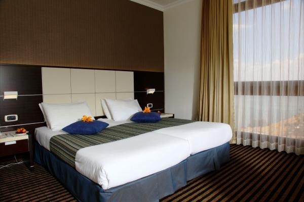 חדר סופריור -מלון גולן טבריה