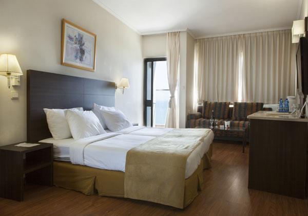 חדר משפחה- מלון רימונים מינרל טבריה