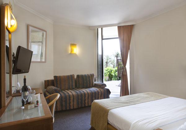 חדר גן - שלה- מלון רימונים מינרל טבריה