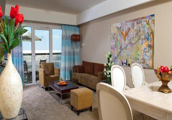 סוויטה נשיאותית -מלון רימונים אילת