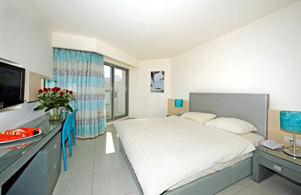 חדר משפחה- מלון רימונים אילת