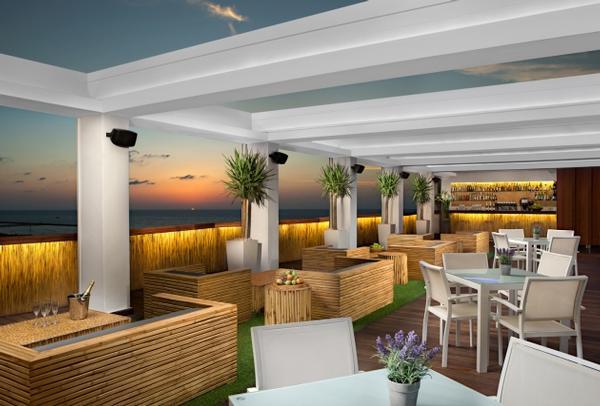 אלכסנדר תל אביב – מלון בוטיק על יד הים