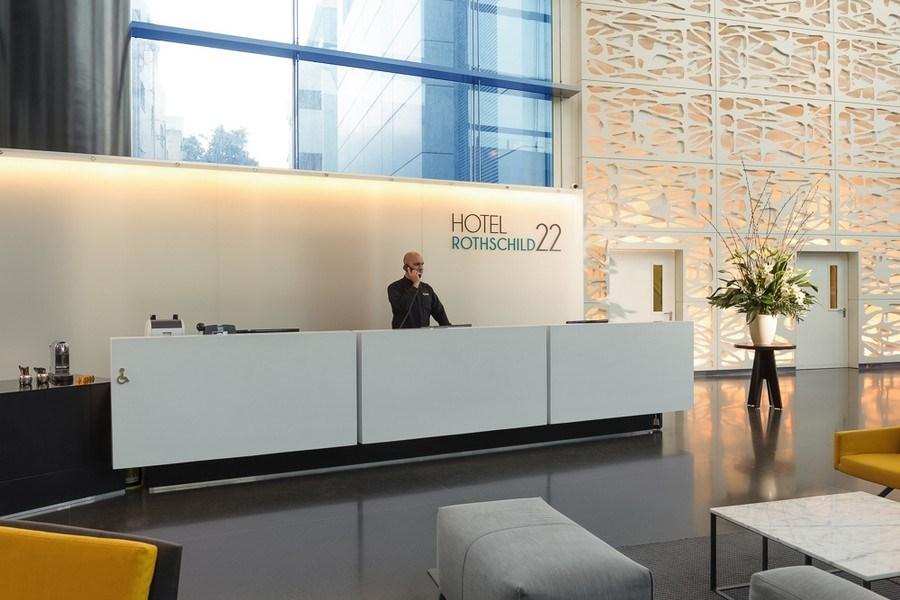 מלון רוטשילד 22 תל אביב - מרשת פתאל