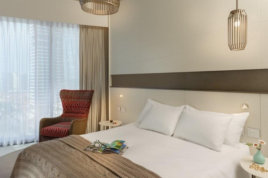 חדר אקזקיוטיב- מלון רוטשילד 22 תל אביב