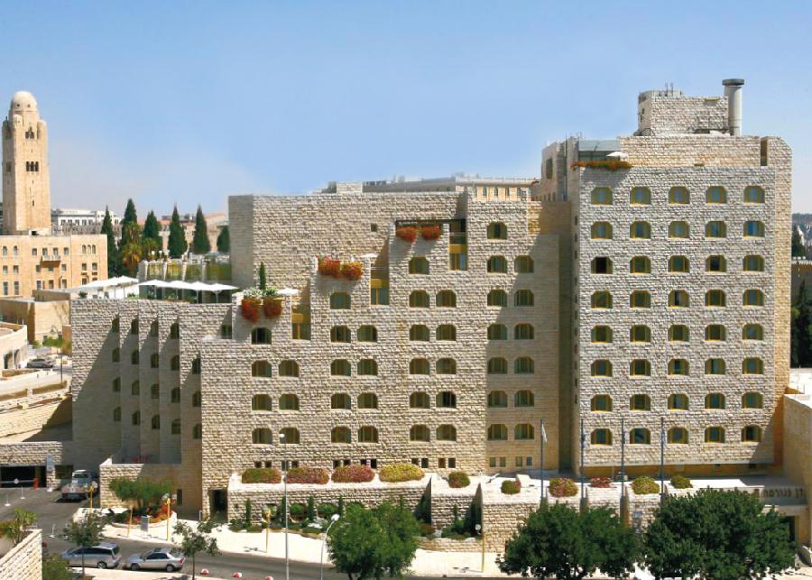 דן פנורמה ירושלים - רשת דן