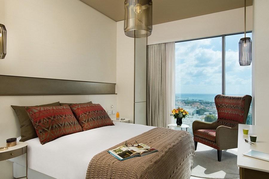 חדר קלאב - מלון רוטשילד 22 תל אביב