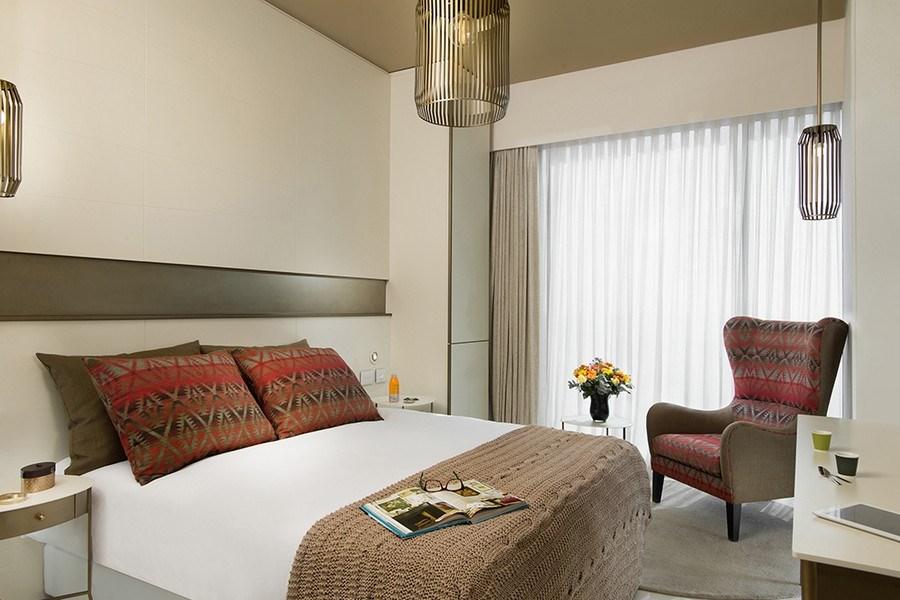 חדר דלקס -מלון רוטשילד 22 תל אביב