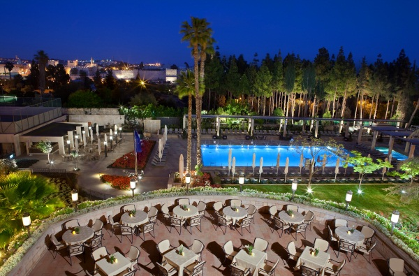 מלון המלך דוד ירושלים -דן