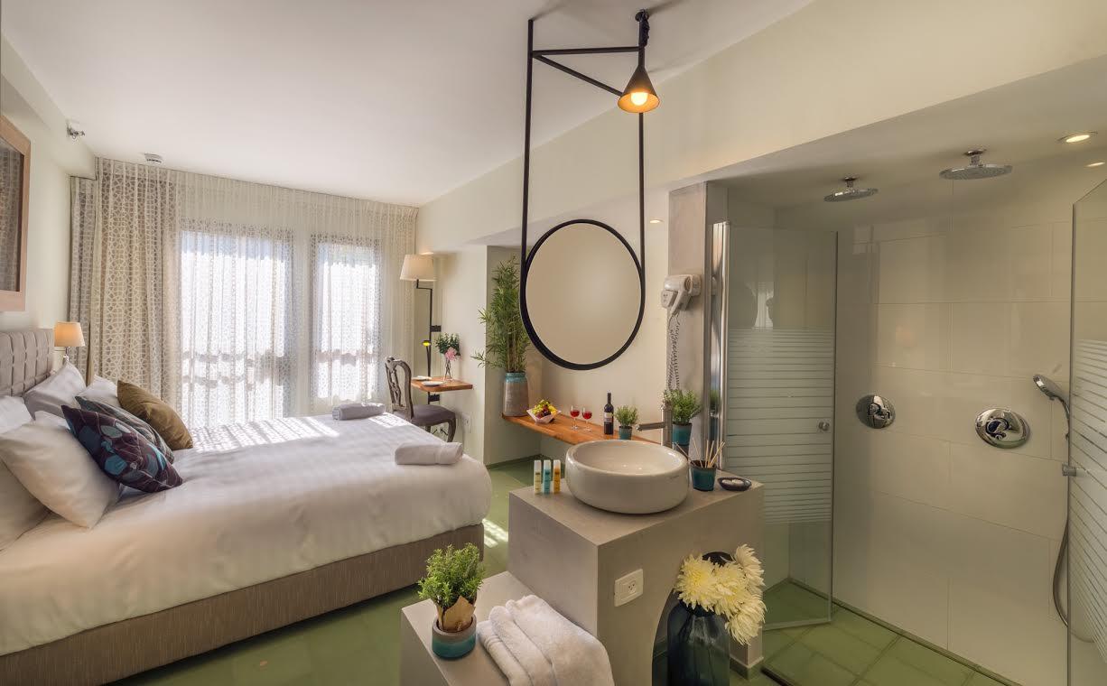 חדר סופריור-מלון מרגוזה יפו