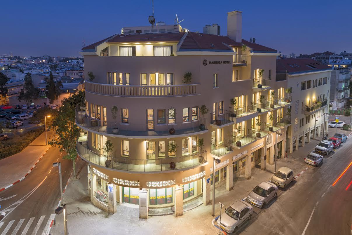 מלון מרגוזה יפו