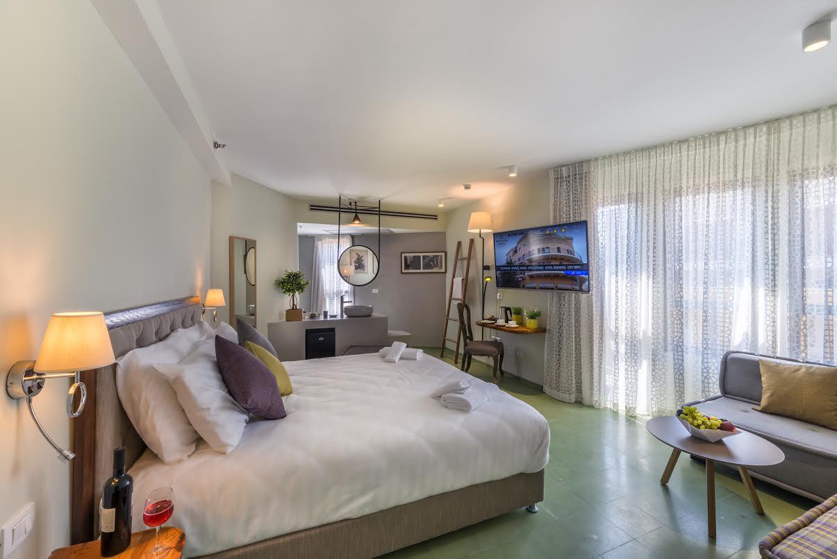 חדר דלקס מלון מרגוזה