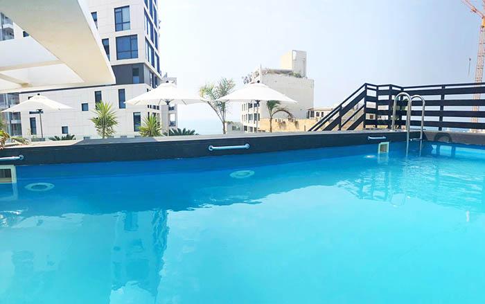 מלון בראון ביץ האוס תל אביב