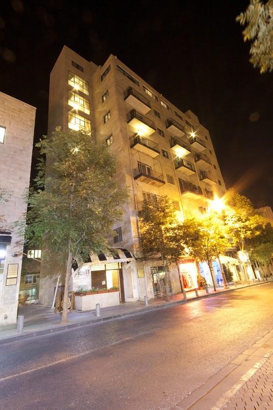 מלון הלל 11 ירושלים