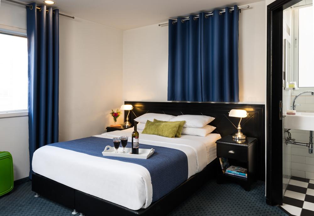 חדר סטנדרט זוגי - מלון בוטיק פורט תל אביב